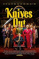 Picture of a movie: Knives Out