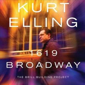 1619 Broadway – The Brill Building Project - Image: Kurt Elling 1619 Broadway