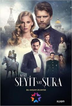 Image result for seyit ve sura russian drama
