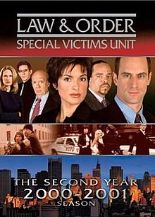 Law Order Special Victims Unit Season 2 Wikipedia