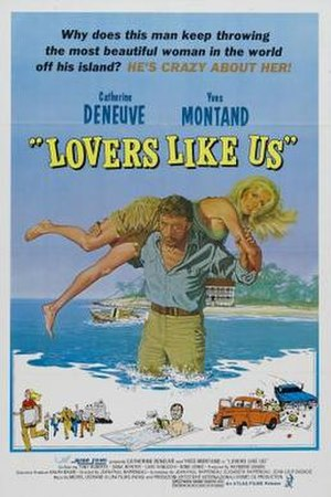 Lovers Like Us - Film poster under alternate title