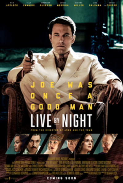 Picture of a movie: Live By Night