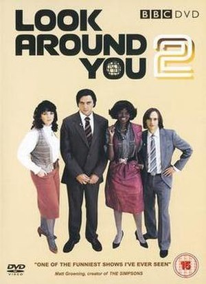 Look Around You - Series 2 DVD