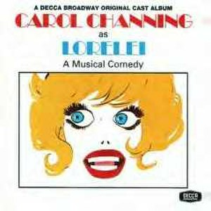 Lorelei (musical) - 2003 Decca combined cast recordings release