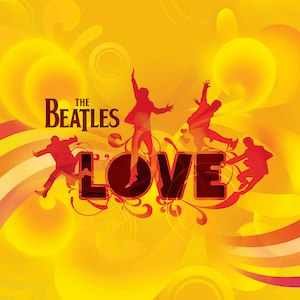 Love (Beatles album) - Image: Love (The Beatles album)