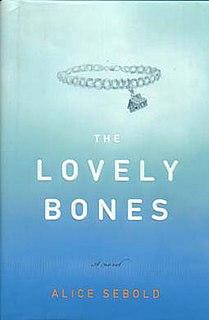 <i>The Lovely Bones</i> 2002 novel; basis for 2009 film