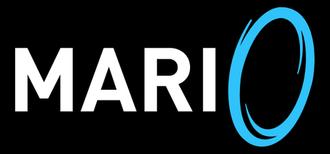 Mari0 - Logo of Mari0