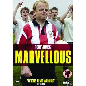 Marvellous - Marvellous DVD cover