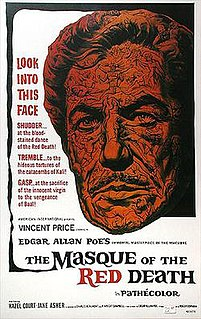 <i>The Masque of the Red Death</i> (1964 film) 1964 horror film directed by Roger Corman