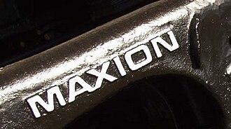 Iochpe-Maxion - Image: Maxionn