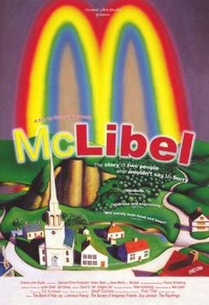McLibel (film) - Image: Mc Libel film