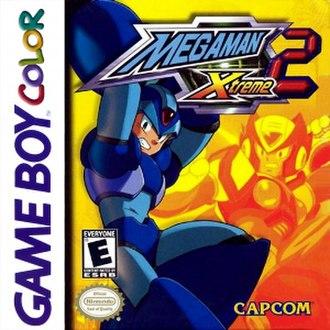 Mega Man Xtreme 2 - Image: Mega Man Xtreme 2