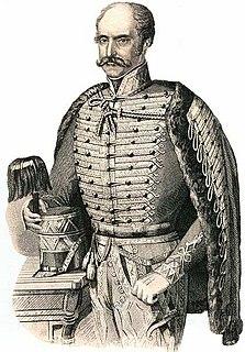 Lázár Mészáros Hungarian military figure