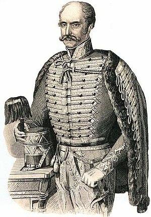 Lázár Mészáros - Image: Meszaros