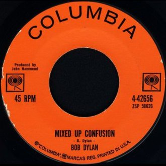 Mixed-Up Confusion - Image: Mixed Up Confusion first single