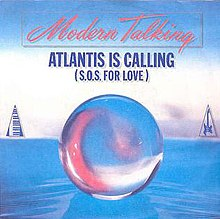 Modern Talking — Atlantis Is Calling (S.O.S. for Love) (studio acapella)