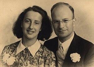 Elly and Ernest Cassutto