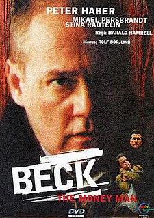 <i>Beck – The Money Man</i> 1998 film by Harald Hamrell