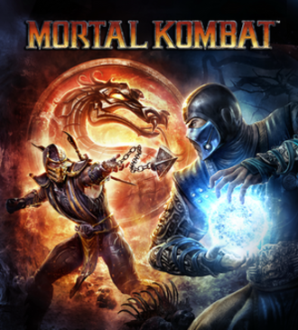 Mortal Kombat (2011 video game) - Image: Mortal Kombat box art