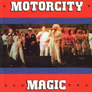 Motorcity Records - The various artists compilation Motorcity Magic, 1991