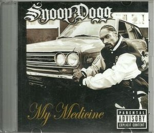 My Medicine (song) - Image: My Medicine