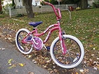 Next (bicycle company) - Next Slumber Party girls bike