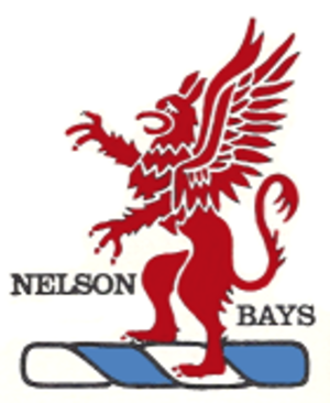 Nelson Bays Rugby Union - Image: Nelson Bays Rugby Logo