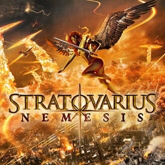 Nemesis (Stratovarius album) - Image: Nemesis by Stratovarius