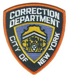 New York City Department of Correction
