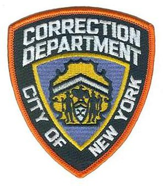 New York City Department of Correction - Image: New York City Department of Correction (badge)