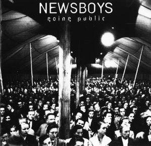 Going Public (Newsboys album) - Image: Newsboys Going Public