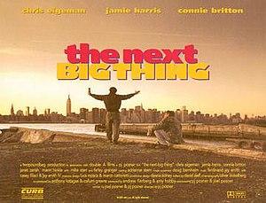The Next Big Thing (film) - The Next Big Thing movie poster