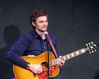 Nick Thune American actor, comedian, and musician