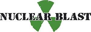 Nuclear Blast - Image: Nuclear Blast logo