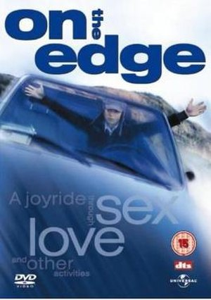 On the Edge (2001 film) - Image: ON THE EDGE PROMO POSTER