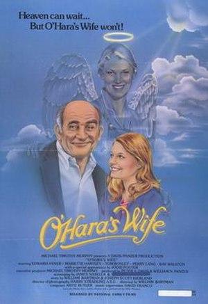 O'Hara's Wife - Image: Oharas wife movie poster