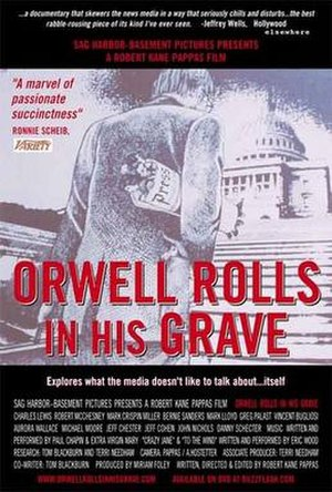Orwell Rolls in His Grave - film poster