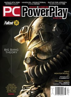 <i>PC PowerPlay</i> Australian magazine