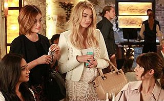 Of Late I Think of Rosewood 11th episode of the sixth season of Pretty Little Liars