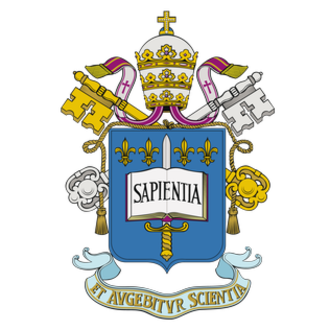Pontifical Catholic University of São Paulo - Coat of arms of the university
