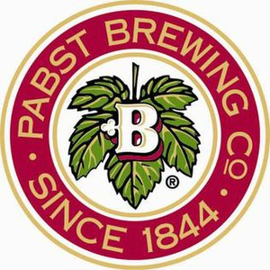 Pabst Brewing Company - Image: Pabstlogoforinfobox