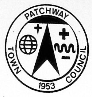 Patchway - Image: Patchway Town Council logo