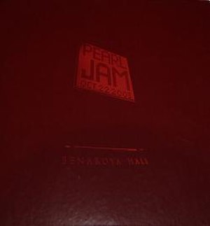 Live at Benaroya Hall - Image: Pearl Jam Liveat Benaroya Hall 2