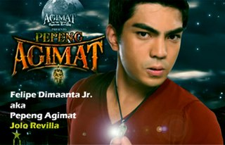 <i>Pepeng Agimat</i> (TV series) 1999 film