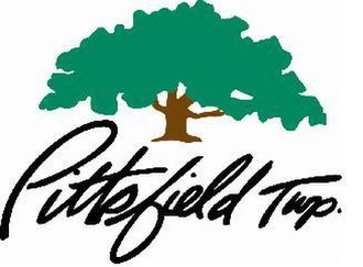 Pittsfield Charter Township, Michigan - Image: Pittsfield township logo