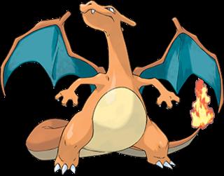 Charizard Pokémon species
