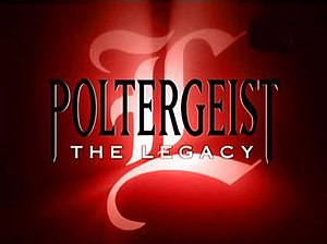 Poltergeist: The Legacy - Logo from season two through season four.