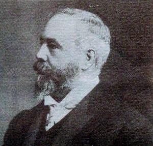 Sir Joseph Verdin, 1st Baronet - Image: Portrait of Sir Joseph Verdin
