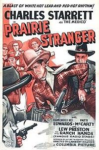 Prairie Stranger