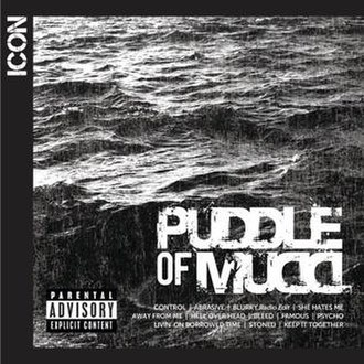 Best of Puddle of Mudd - Image: Puddle of mudd icon